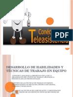 Desarrollo de Habilidades y Tecnicas de Trabajo en Equipos en Servicios de Teleasistencia (2)