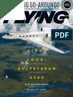 Flying - December 2016
