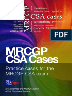Csa Book Mrcgp Csa Cases Mrcgp Course