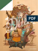 The Dulk, new artbook