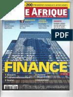 Jeune Afrique Finance DEVLHON Consulting 2015
