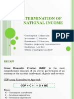 Determination of National Income (2)