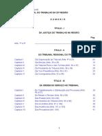 Regimento Interno Trt23-Set 2015 TRT 23 Região