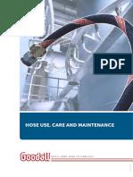 Hose Use Maintenance Vs2