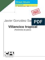 Villancico Tropical Piano