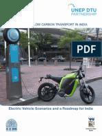 Electric Vehicle Scenarios