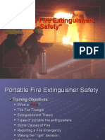 2004 Fire Extinguisher Training