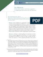 Algumas Notas Sobre Defesa Maníaca, Retraimento, Regressão e Interpretações Em Explorações Psicanalíticas de D. W. Winnicott