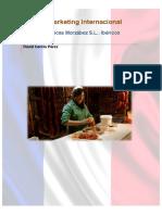 International marketing plan of Ibericos Montellano