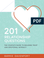 Barrie Davenport-201 Relationship Questions_ the Couple's Guide to Building Trust and Emotional Intimacy-CreateSpace Independent Publishing Platform (2015)