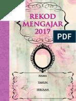 Cover Buku Rekod