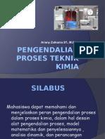 1. Overview Pengendalian Proses TK