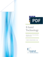 Eband Wireless Technology Overview White Paper V051310