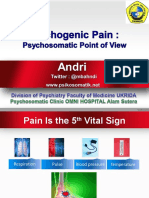 Psychogenic Pain 1