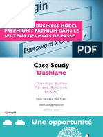 Onopia Case Study - Business Model de Dashlane