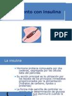 Tratamiento Con Insulina PFEP