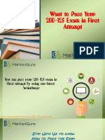How to Pass 200-125 Exam in First Attempt
