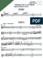 Seussical_Violin2Score