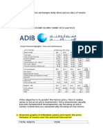 Abu Dhabi Securities Exchanges