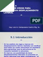 Capitulo 9 Metodo de Cross Marcos Con Desplazamientos