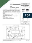 MC33191 - Automotive 12V Ignition Driver