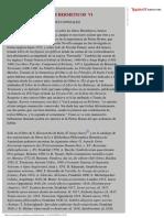 Federico Gonzáles - Los Libros Herméticos VI
