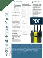 Pro5150 Catalogo