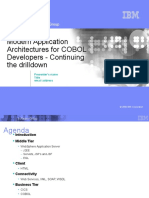 cobol modem architecture