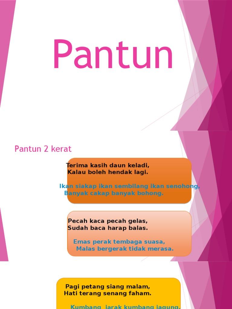 Pantun Pptx