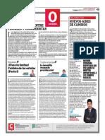 Vive Sin Límites. Cuídate de Las Estafas (Parte I) (Diario Correo Tumbes, 11.ENE.2017)