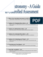 A Guide to Controlled Assessment