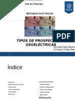 Tipos de Prospecciones Choez-Diaz