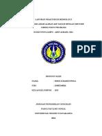 Laporan Praktikum Hidrologi Acr Vii