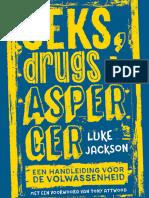 Seks, drugs en Asperger - Jackson (leesfragment)