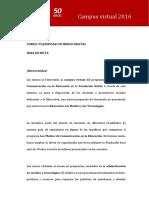 Hoja de Ruta Planificar Un Medio Digital _pdf