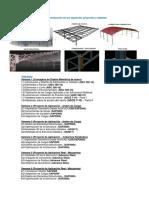 Temario Estructuras Metalicas