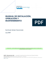K00126 - Manual Rectificador RMT Rev A