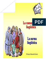 1. La Norma - Diapositivas