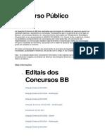 Documento4 TESTE BB