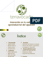 Terravocado - Presentación Comercial 2016