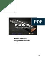 Kronos Editor3 e4