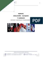 Manual Tecnicas Aislacion y Bloqueo