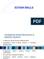ICompetency Bsed Selection