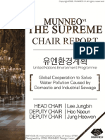 munneo 6 unep chair report