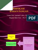 DIVERSIFIKASI BAHAN PANGAN