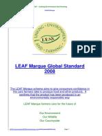 LEAF Marque Standard
