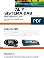 La Radio Digital y Sistema Dab