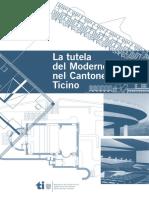 La Tutela del Moderno nel Cantone Ticino
