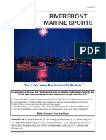 Riverfront Marine Newsletter January 2017