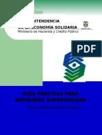 GUIA PRÁCTICA PARA ENTIDADES SUPERVISADAS SUPERSOLIDARIA COLOMBIA